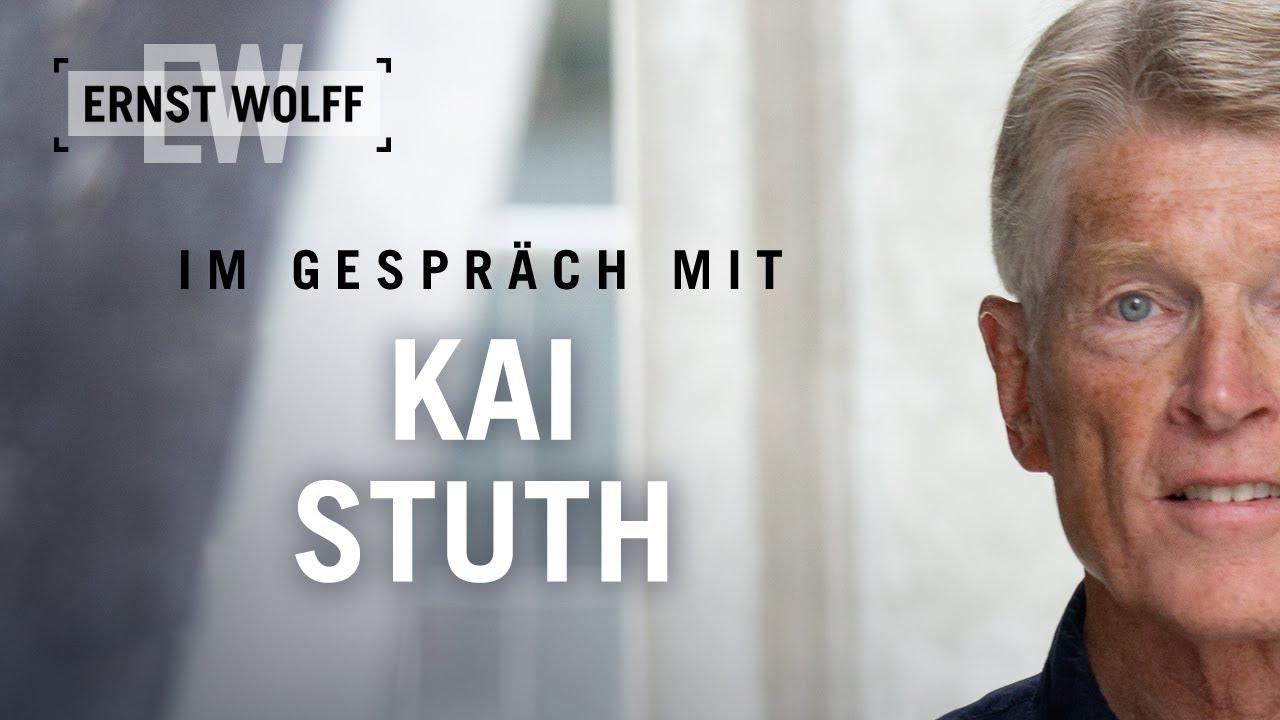 """Ernst Wolff: """"Wir befinden uns im dritten, biologisch, digitalen Weltkrieg"""""""