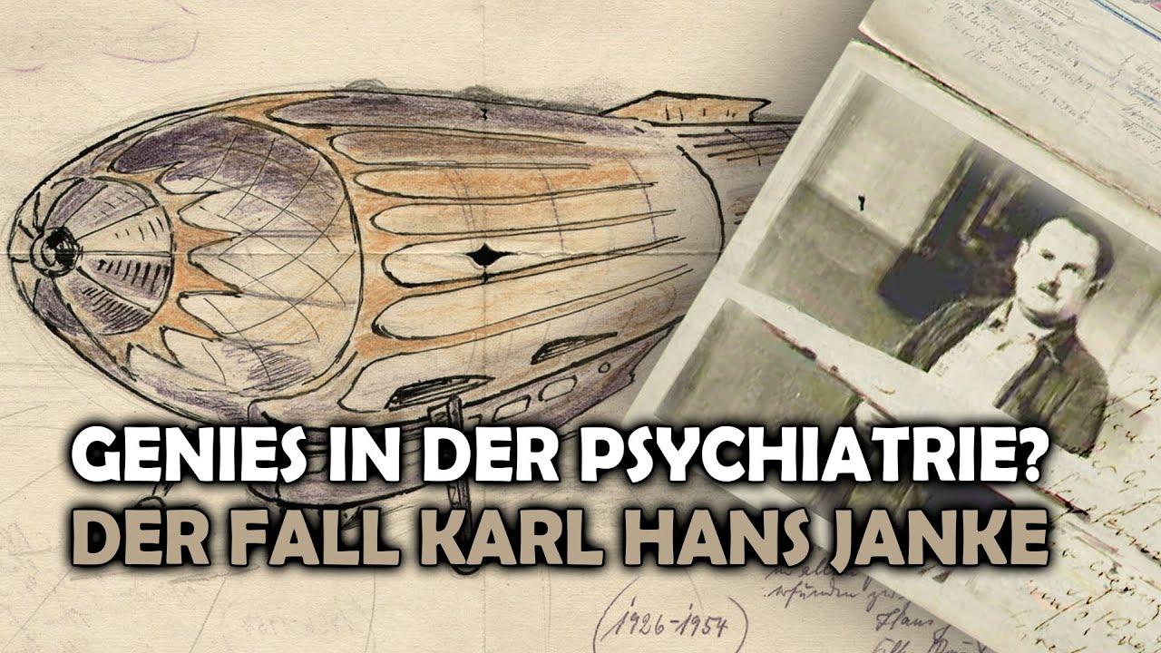 Genies in der Psychiatrie? Der Fall Karl Hans Janke – Dr. Peter Grampp