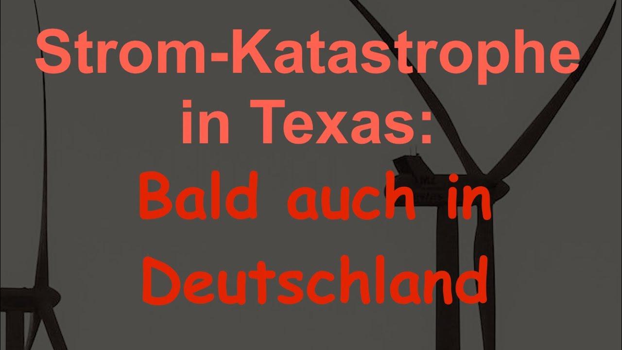 Strom-Katastrophe in Texas – bald auch in Deutschland?